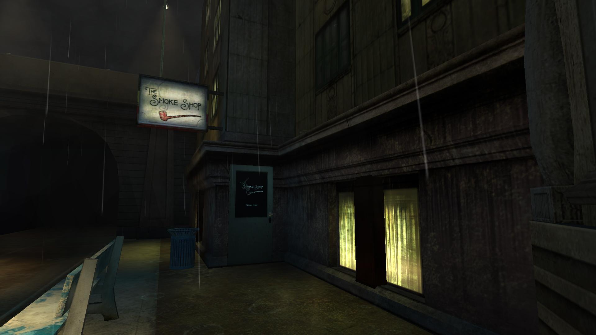 The Smoke Shop Vampire The Masquerade Bloodlines Wiki Fandom