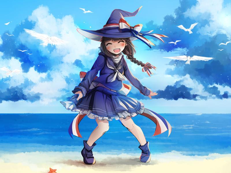 Lyric heartbeat you make me feel so weak lyrics : The Little witch   Vocaloid Lyrics Wiki   FANDOM powered by Wikia
