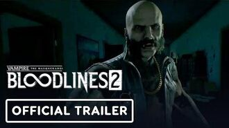 Vampire The Masquerade - Bloodlines 2 Official Gameplay Trailer - E3 2019