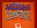 VILLAINS & HEROES ~Side:H~ (album)