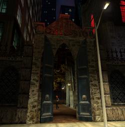 Confession (Entrance)