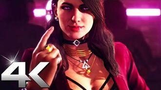 VAMPIRE The Masquerade Bloodlines 2 Gameplay Trailer 4K (Xbox Series X)