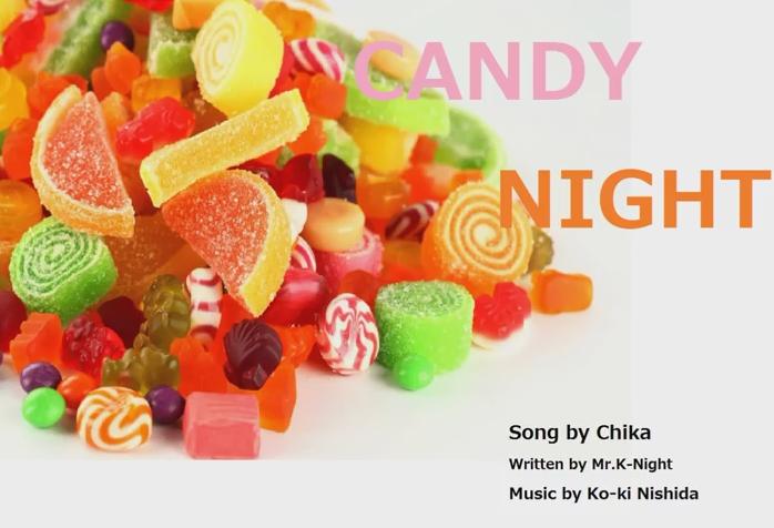 Candy Night   Vocaloid Lyrics Wiki   FANDOM powered by Wikia