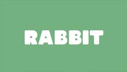 Rabbit monacafactory