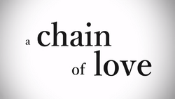 A chain of love