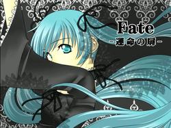 Fate Rebirth Miku