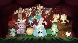 Music Wizard Oz