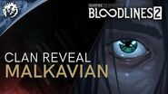 Clan Introduction - Malkavian - Vampire The Masquerade - Bloodlines 2