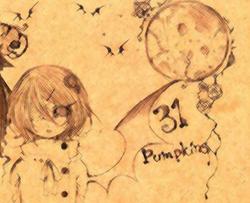 31 pumpkins