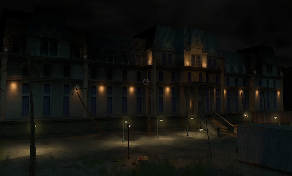 The Ghost Haunts At Midnight Vampire The Masquerade
