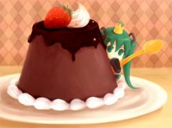 Chocolate wa Jintai ni Taishite Kon'na ni mo Kiken