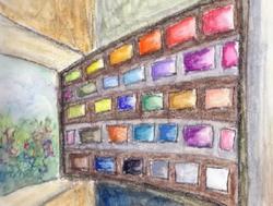 Fuwari Crayon