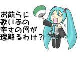 お前らに歌い手の辛さの何が理解るわけ? (Omaera ni Utaite no Tsurasa no Nani ga Wakaru Wake?)