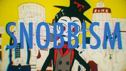 Snobbismneru