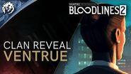 Clan Introduction - Ventrue - Vampire The Masquerade - Bloodlines 2