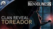 Clan Introduction - Toreador - Vampire The Masquerade - Bloodlines 2
