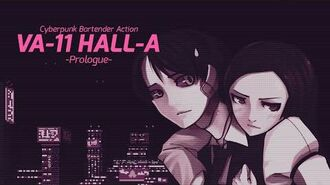 VA-11 HALL-A Prologue Trailer