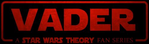 Vader A Star Wars Theory Fan Series Logo
