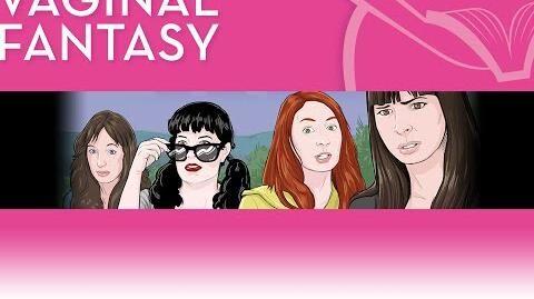 Vaginal Fantasy Book Club 36 Wolfsbane and Mistletoe