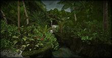 Glamazon rainforest