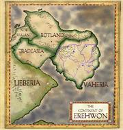 454px-Antique parchment map of Erehwon-1-