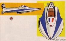 Vaillante Speedboat