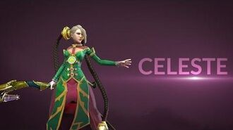 Celeste Hero Spotlight