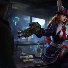 'Gangster' Gwen (Rare)