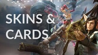 Intro to Vainglory Skins System & Cards