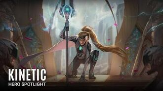 Kinetic Hero Spotlight
