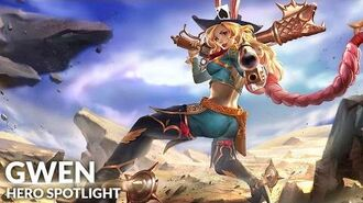Gwen Hero Spotlight
