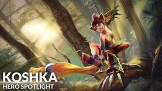 Koshka Hero Spotlight