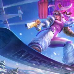 'Snow Bunny' Gwen (Epic)