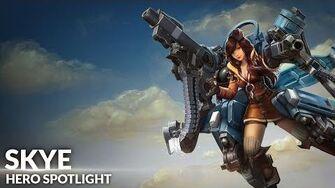 Skye Hero Spotlight