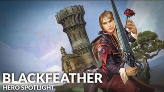 Blackfeather Hero Spotlight