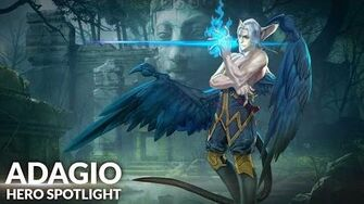 Adagio Hero Spotlight
