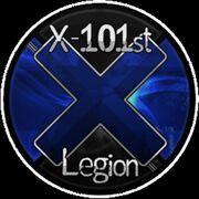 X101 legion