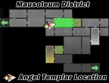 Angel Templar Location