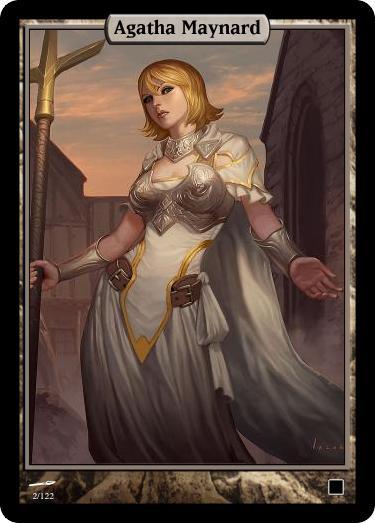 Agatha Maynard