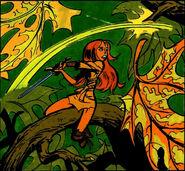 V laureline leaves
