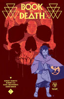Book of Death Vol 1 2 Kano Variant