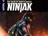 Ninjak: The Siege of King's Castle (TPB)