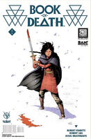 Book of Death Vol 1 1 Gill Variant