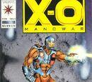 X-O Manowar Vol 1