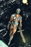 X-O Manowar Vol 3 0 Lemire Variant Textless