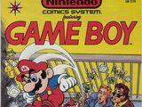 Nintendo Comics System Vol 1