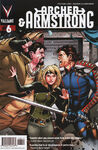 Archer and Armstrong Vol 2 6