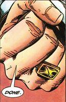 X-O Manowar Vol 1 19 007 XO Ring