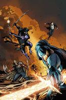 X-O Manowar Vol 3 22 Conrad Variant Textless