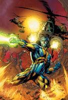 X-O Manowar Vol 3 41 Bernard Variant Textless